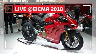 Ducati Panigale V4R | EICMA 2018