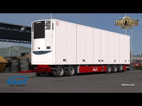 Ekeri Tandem trailers ADDON v2.0.1 by Kast