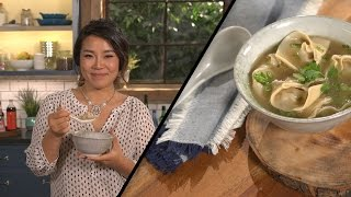 Easy Wonton Soup l Seonkyoung Longest by Tastemade