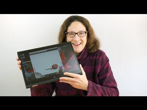 , title : 'Lenovo ThinkPad X1 Yoga Wacom AES Pen Demo'
