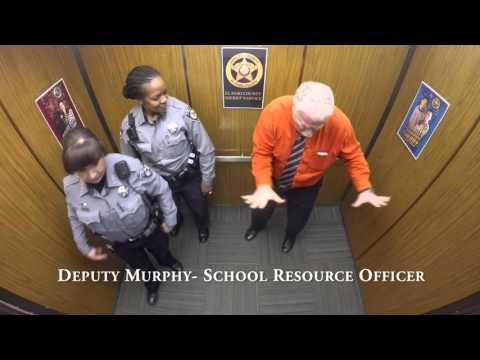 WATCH A Sheriff In Colorado 'WHIP & NAE NAE' In An Elevator!
