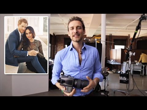Meghan Markle and Prince Harry Pick Their Official Wedding Photographer