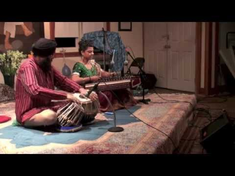 Kamaljeet & Jas Ahluwalia - Raga Vachaspati