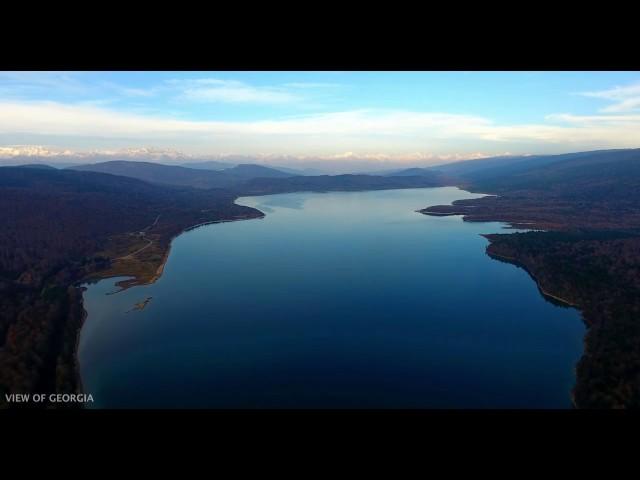 Racha, Shaori Reservoir (რაჭა, შაორის წყალსაცავი)