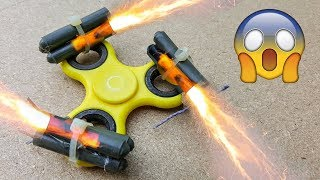 Video EPIC Fidget Spinner EXPERIMENT Fun Tricks with Fidget Spinner MP3, 3GP, MP4, WEBM, AVI, FLV September 2018
