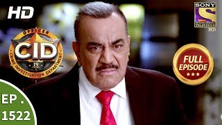 CID - Ep 1522 - Full Episode - 19th May, 2018