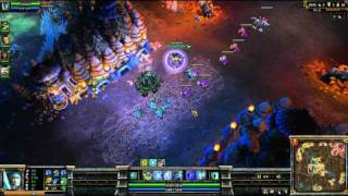 (HD 026) 5c5 aAa Kujaa - Part 3 - League Of Legends Replay [FR]