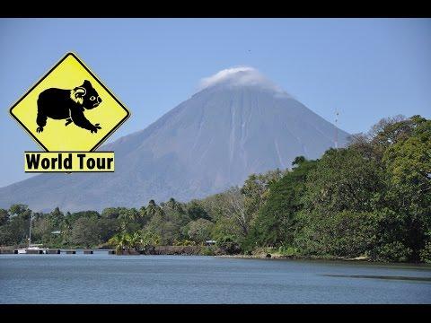 Voyage au Nicaragua, ile de Ometepe (Travel Nicaragua) Tour du monde (around the world) video
