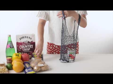 Italist - Net bag and Knitting work