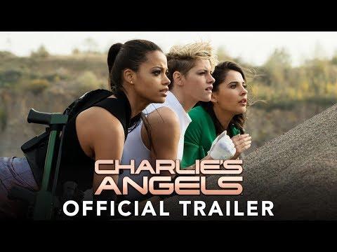 CHARLIE'S ANGELS - Official Trailer | In Cinemas November 15