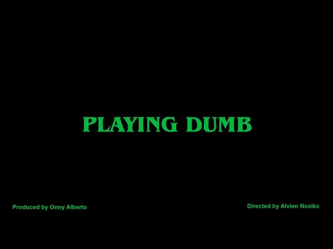 Sutter - Playing Dumb (Official Music Video)