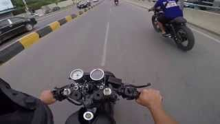 Ta Khmao Cambodia  City pictures : 20Fifteen Cafe Racers bike ride to Takhmao. Cambodia.