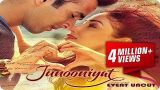 Junooniyat - 2016 - Hindi Movie Promotion Event -Pulkit Samrat,Yami Gautam - Full Promotion video