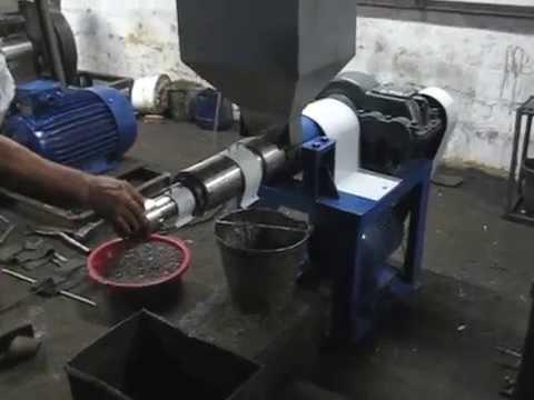 Как изготовить топливные брикеты своими руками
