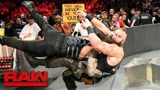 Nonton Roman Reigns vs. Braun Strowman - Last Man Standing Match: Raw, Aug. 7, 2017 Film Subtitle Indonesia Streaming Movie Download