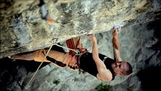 The world's first 8c+. Or is it 9a? Watch Steve McClure climb Hubble. by teamBMC