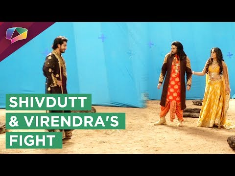 Shivdutt And Virendra's Dramatic Fight Over Chandr