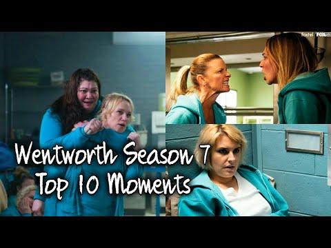 Wentworth Season 7 - Top 10 Moments
