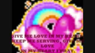 GIVE ME OIL IN MY LAMP ( FOR THE CHILDREN CHRISTIAN SONG)