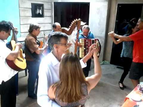 Grupo Salto Guairá - toca em IGUATEMI MS.
