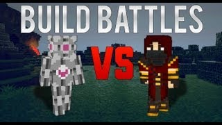 Minecraft Build Battles: Episode 1 - Sqorck VS Cauliflowers