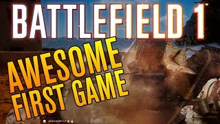 This is my first recording of me playing Battlefield 1 Multiplayer and it is a game i am wanting to upload more of on my channel. See what you guys think as i think this is a awesome game and I'm pretty decent at it too. Let me know in the comments, just standard Team Deathmatch in this episode.JOIN THE BUSH BATTALION!Follow My Twitter to Stay Connected- https://twitter.com/mightybush12Like My Facebook Page and keep updated- https://www.facebook.com/mightybush12Subscribe to my channel- https://www.youtube.com/channel/UC41t_-nxA8_GZfWn6dgn0Og?sub_confirmation=1Thanks for watching the video and please leave your feedback such as likes and comments to support me on YouTube and help me keep a drive for uploading videos for you guys.I upload Call of Duty, Minecraft and GTA 5 Tips and funny gameplays on my channel so remember to subscribe so you don't miss out! I lost a channel that had 15,000 Subscribers and i am working my way back and above that number and back to my 3 million views i had. I need all the support i can get from you guys and every subscriber, like and comment means the world to me so don't forget to do these as these so motivate me each and every day. Stay close guys and lets build this BUSH BATTALION!