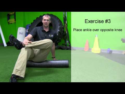 Core Health and Fitness – Foam Rolling Tips with Kane