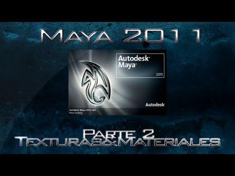 Video 2 de Autodesk Maya: Modelar escena en 3D parte II