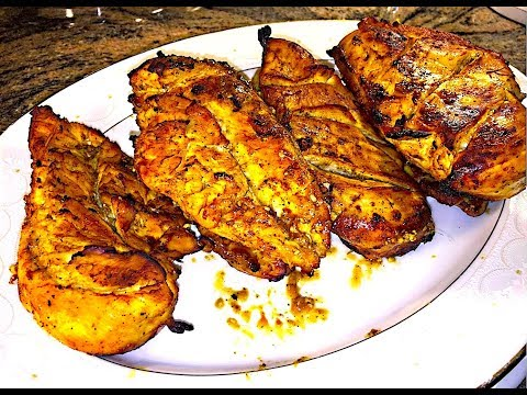 Oven Roasted BBQ Chicken Breasts | Baked BBQ Chicken Recipe