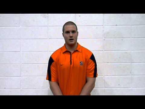 Sean Hickey Interview 8/12/2012 video.