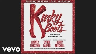 """Not My Father's Son"" (Audio) from Kinky Boots (Original Broadway Cast Recording) 