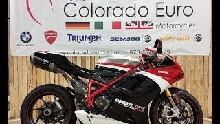 8. 2010 Ducati 1198 S Corse