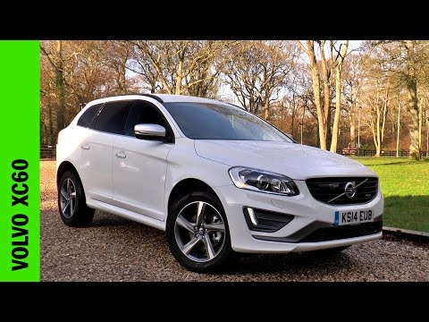 2015 Volvo XC60 Review