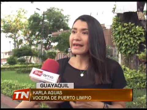Puerto Limpio lleva a cabo campaña para prevenir multas por desechos