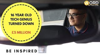Meet Tech Genius Mohammed Ali - who wants to end world poverty and hunger through his coding skills and online businesses.He's recently gathered a lot of media attention for turning down a £5 million offer for, WeNeed1, the business which he is the Co-Founder and CTO of. https://weneed1.com/https://twitter.com/modaliuk_________________________________If you like what you see, subscribe to Word on the Curb, it's free; https://www.youtube.com/user/WordOnTheCurb?sub_confirmation=1Twitter: https://twitter.com/WordOnTheCurbUKFacebook: https://www.facebook.com/WordOnTheCurb/