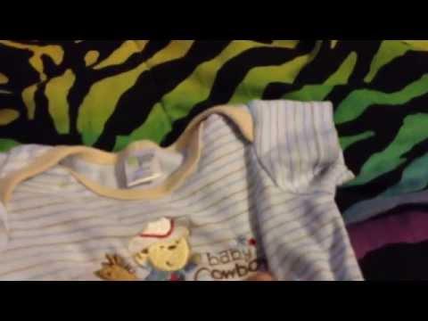 Ebay Thrift Haul: Baby Girl & Lot Of baby Boy Things