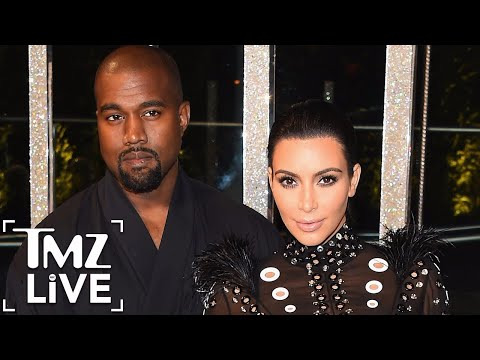Kim And Kanye: Surrogate Mom Revealed | TMZ Live