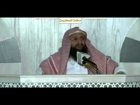 """نسائم رمضانية (3): """" قد أفلح من زكاها """" لفضيلة الشيخ/محمد الشديدي"""