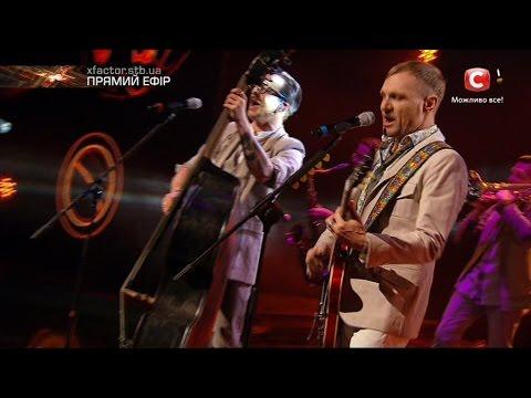 The Hypnotunez и Олег Скрипка - \