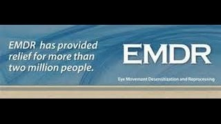 Self administered EMDR therapy Eye Movement Desensitization and Reprocessing (EMDR) is a technique that helps you with stressful situations, anxiety,