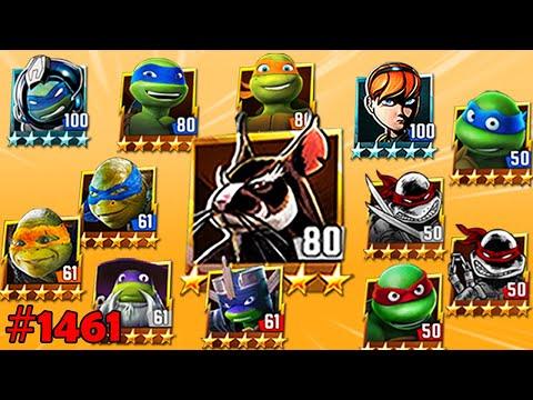 Teenage Mutant Ninja Turtles Legends - Part 1461