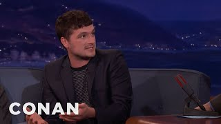 "Video Josh Hutcherson: James Franco Directed ""The Disaster Artist"" In Character  - CONAN on TBS MP3, 3GP, MP4, WEBM, AVI, FLV Agustus 2018"