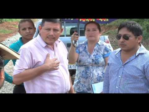 EMPIEZA EL CAMBIO! CONVENIO PARA MANTENIMIENTO DE VÍAS EN COMUNIDADES RURALES!,