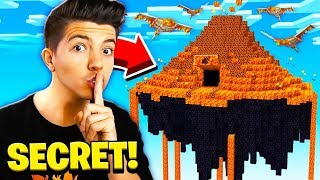 Video I FOUND PRESTONPLAYZ SECRET SKY BASE IN MINECRAFT! MP3, 3GP, MP4, WEBM, AVI, FLV Juni 2019