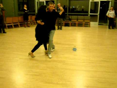 Nora's Argentine Tango @ PA 20110120