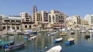 St. Julian's Malta  city photos : St Julian's Malta - Spinola Bay - Paceville - Portomaso - St George's Bay