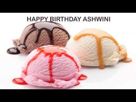Video Ashwini   Ice Cream & Helados y Nieves - Happy Birthday download in MP3, 3GP, MP4, WEBM, AVI, FLV January 2017