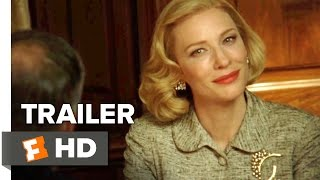 Nonton Carol Official Trailer #2 (2015) - Rooney Mara, Cate Blanchett Romance Movie HD Film Subtitle Indonesia Streaming Movie Download
