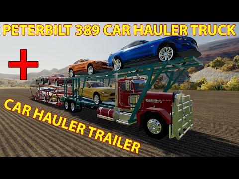 Pete Car Hauler and Trailer v1.0
