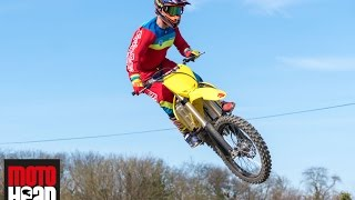 5. Suzuki RMZ450 2017 tested by MotoHead